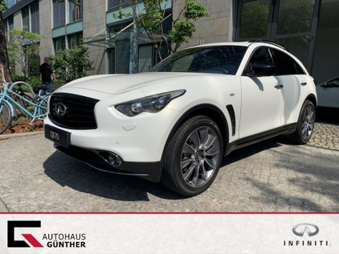Infiniti QX70 3.0 d AWD Ultimate Edition in Vollausstattung