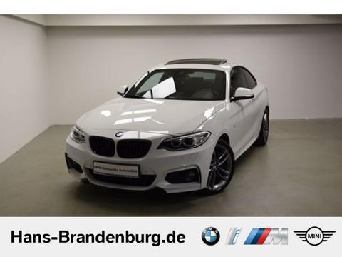 BMW 225 d Coupe Sport M Sport NavProf H K 18Z Parkass