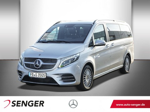 Mercedes-Benz V 300 d AVANTGARDE EDITION Lang