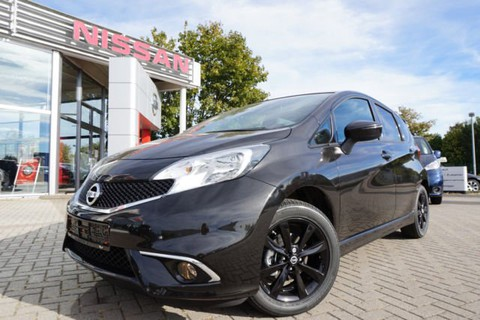 Nissan Note 1.2 DIG-S Black Edition