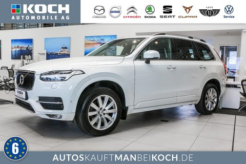 Volvo XC 90 D5 AWD Momentum ParkAss OnCall