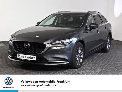 Mazda 6 2.5 Sports-Line Automatik