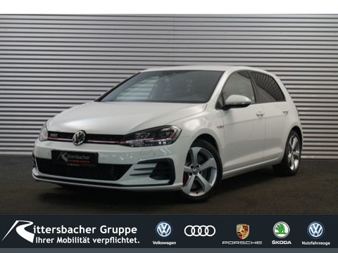 Volkswagen Golf GTI Performance Display