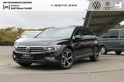Volkswagen Passat Variant 2.0 TSI Business