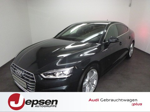 Audi A5 2.0 TDI Sportback q S line