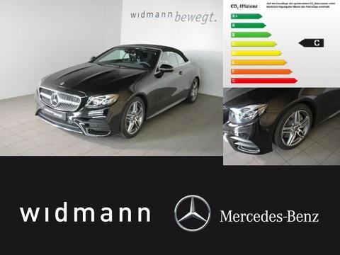 Mercedes E 300 Cabriolet Sitzklima