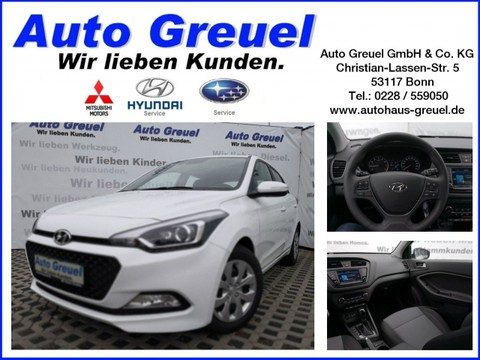 Hyundai i20 Premium Automatik