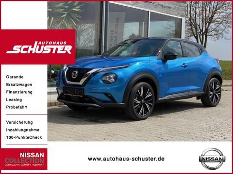 Nissan Juke 1.0 DIG-T N-Design 117PS Nissan Connect 2Farben