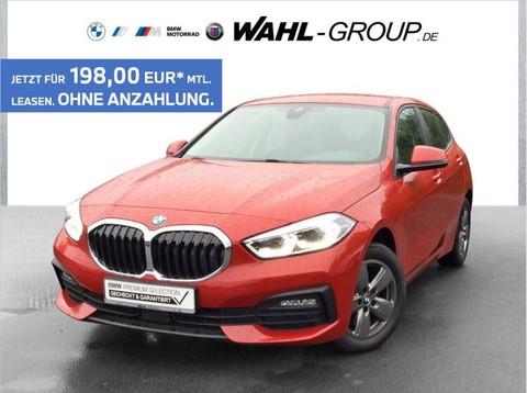 BMW 116 d F40 Advantage