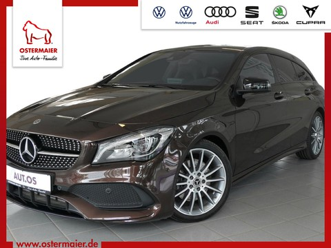Mercedes-Benz CLA 220 Shooting Brake AMG Line N