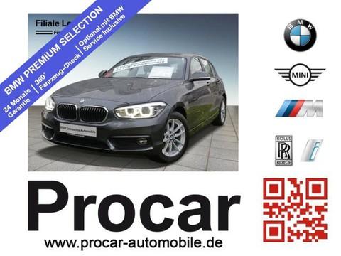 BMW 118 i zusätzliche WKR