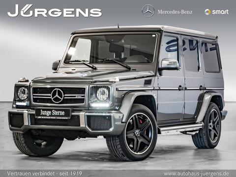 Mercedes G 63 AMG L designo Exklusiv HK