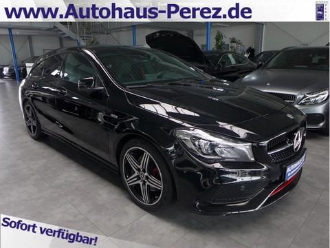 Mercedes CLA 250 Shooting Brake Sport NIGHT-