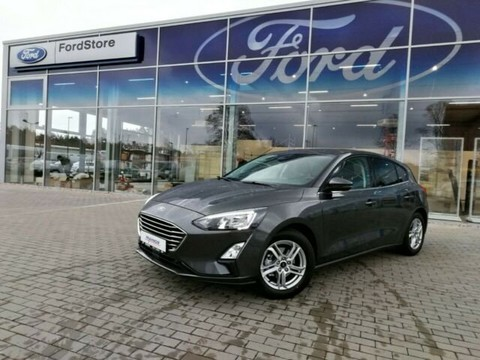 Ford Focus 1.0 EcoBoost MHEV Cool & Connect