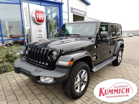 Jeep Wrangler 2.2 l CRDi Unlimited Sahara