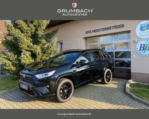 Toyota RAV 4 2.5 Hybrid Black Edition Auto Vollausst O