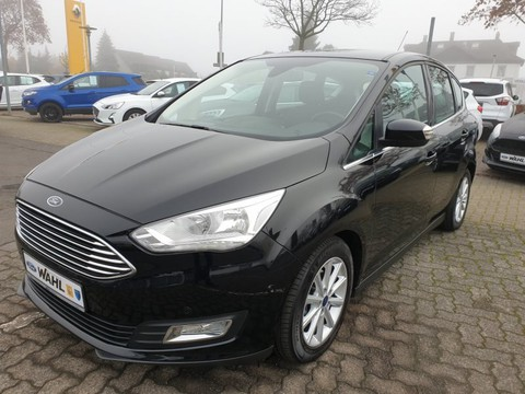 Ford C-Max Titanium Winter Paket