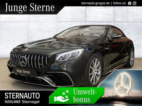 Mercedes-Benz S63 Cabriolet Sitzklima Distro Multikont