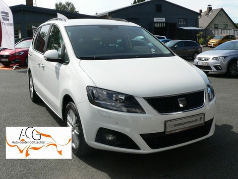 Seat Alhambra 2.0 TDI Ecomotive 4YOU INNENSPIEGEL AUTO ABBLEND | TOUCHSCREEN| |