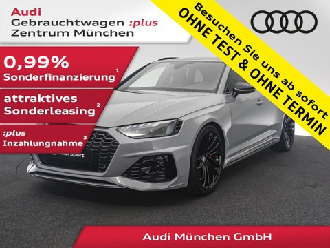 Audi RS4 Avant Dynamik