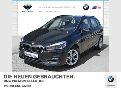 BMW 218 i Active Tourer Advantage HiFi
