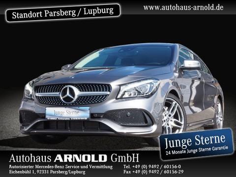 Mercedes-Benz CLA Shooting Brake AMG Line