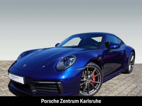 Porsche 992 911 Carrera S lenkung