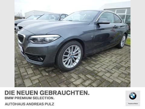 BMW 220 i Coupé Sport