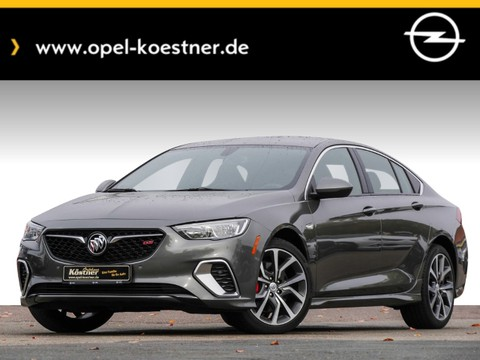 Buick Regal 3.6 V6 AT9 DEUTSCHER BRIEF SELTEN