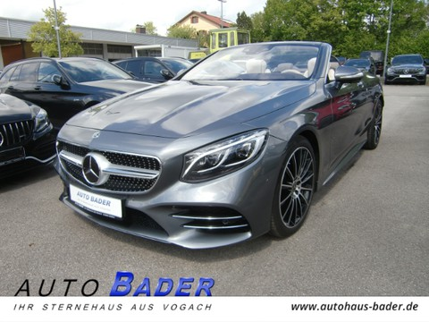 Mercedes-Benz S 560 Cabriolet AMG Line Plus Massage