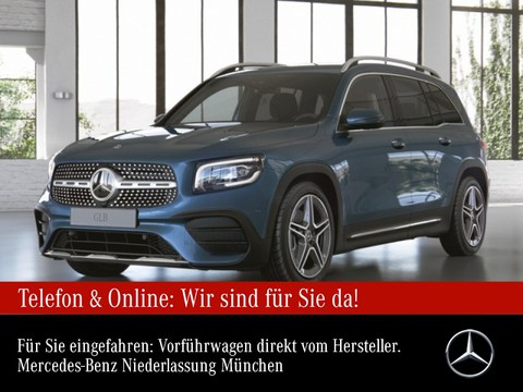 Mercedes-Benz GLB 200 AMG Premium Spurhalt