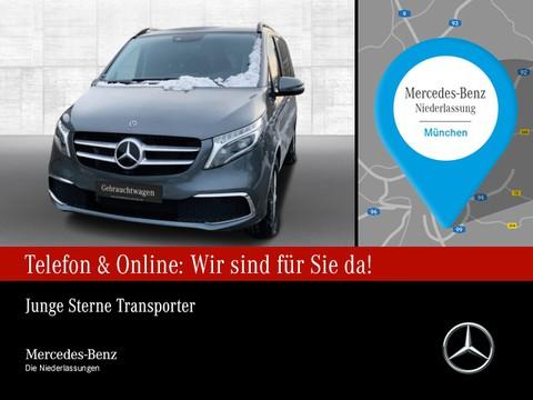Mercedes-Benz V 300 d AVANTGARDE EDITION Lang MBUX