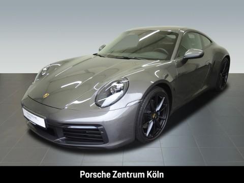 Porsche 992 911 Carrera S Sitzbelüftung