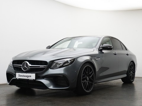 Mercedes E 63 AMG S Drivers Package