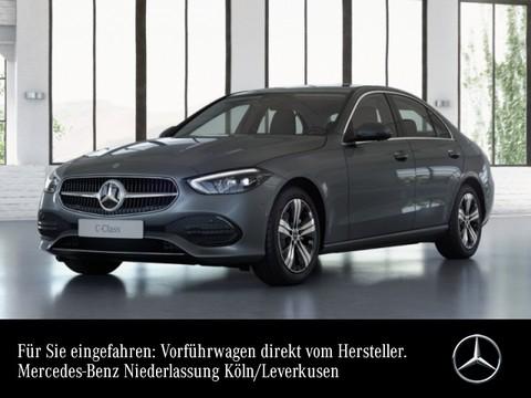 Mercedes-Benz C 180 Avantgarde Spurhalt