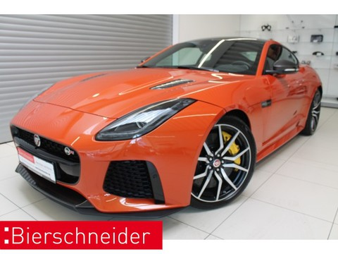 Jaguar F-Type Coupe SVR KARBON 20 INCONTROL TOUCH