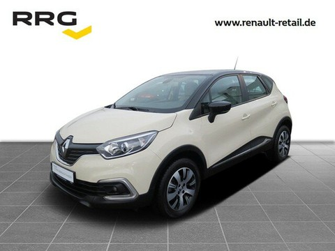 Renault Captur 0.9 TCe 90 Experience Finanzierung