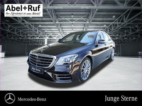 Mercedes-Benz S 450 AMG Mulitbeam ° Burmester