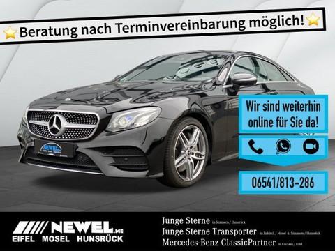 Mercedes-Benz E 300 Coupé AMG