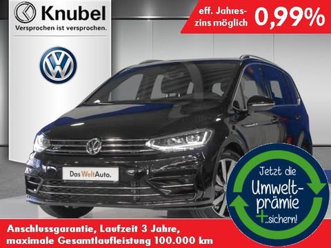 Volkswagen Touran 1.8 TSI Highline R-Line