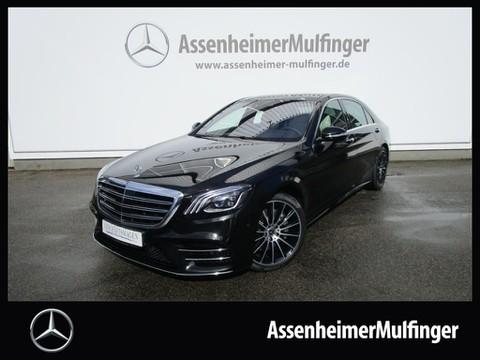 Mercedes-Benz S 450 lang 6d AMGPlus 20Z
