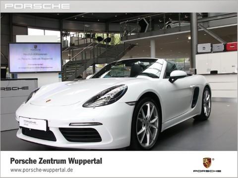 Porsche Boxster heizung I I Mehrzonenklimaautomatik