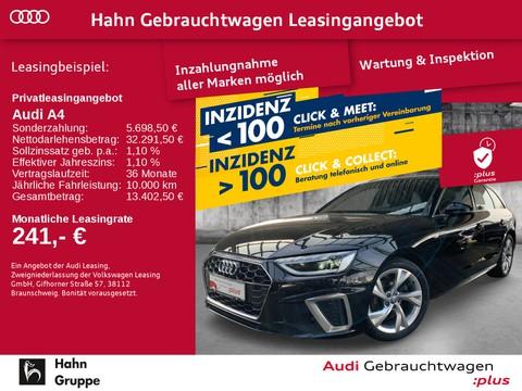 Audi A4 Avant 35TFSI S-line