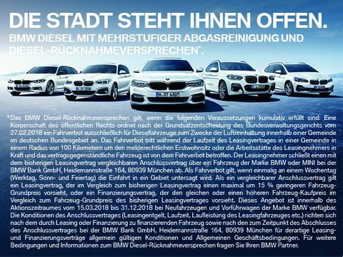 BMW 520 d Sport Line Leasing 369 EUR