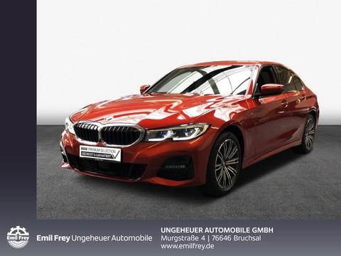 BMW 330 e Limousine M Sport Gestiksteuerung