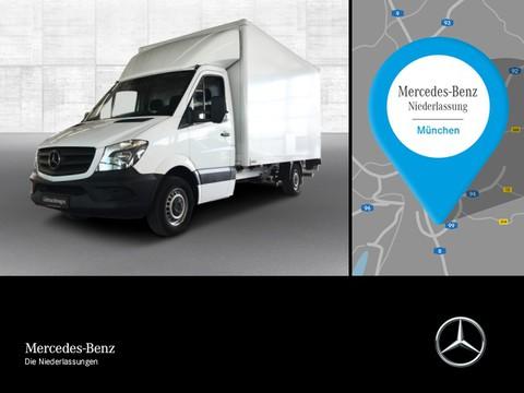 Mercedes-Benz Sprinter 316 Koffer Lang Komfortsitz