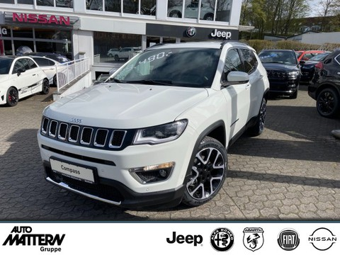 Jeep Compass 1.3 Limited GSE 150PS Park Paket