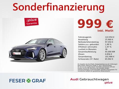 Audi RS7 4.0 TFSI Sportback