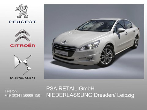 Peugeot 508 2.0 HDi 140 Allure
