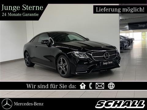 Mercedes-Benz E 400 d COUPÉ AMG °